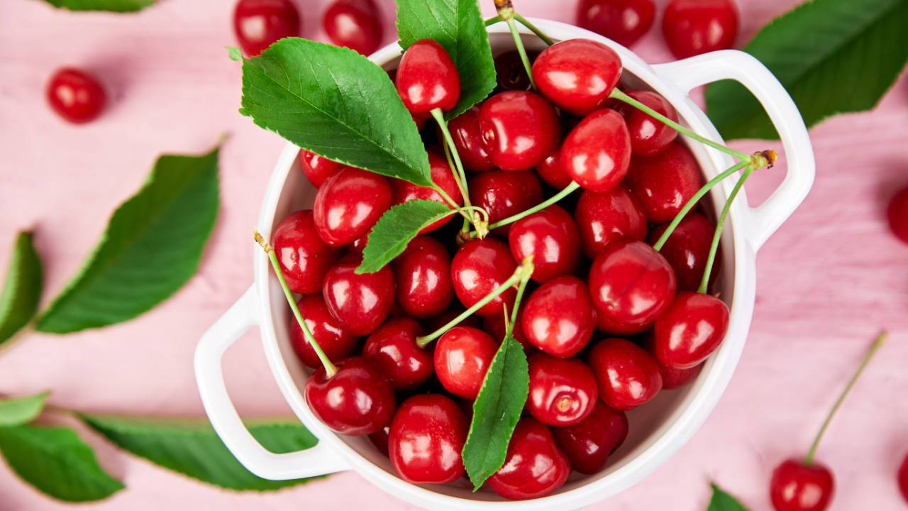 best-foods-to-treat-gout-cherry