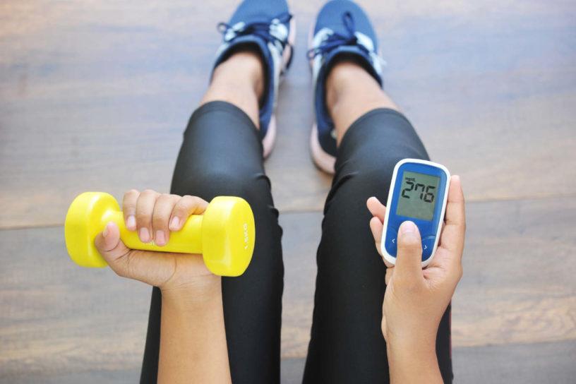Diabetes-Workout