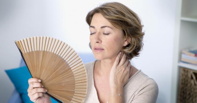 Premenopausal-symptoms