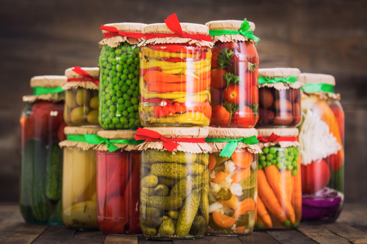 Asthma-triggers-food:-Pickled-foods