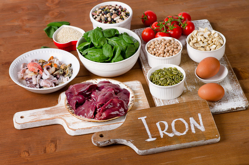 Iron-deficiency-anemia-in-pregnancy:-Foods-improve-anemia-for-pregnancy