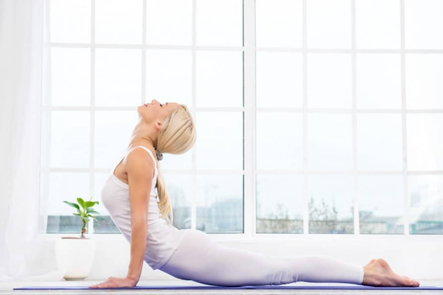 Best-neck-pain-relief-naturally:-Yoga