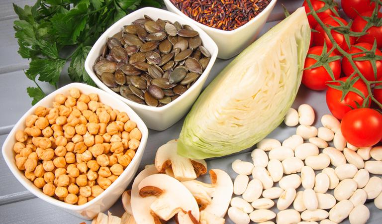 Vegetarian-food-list-for-beginners:-Zinc