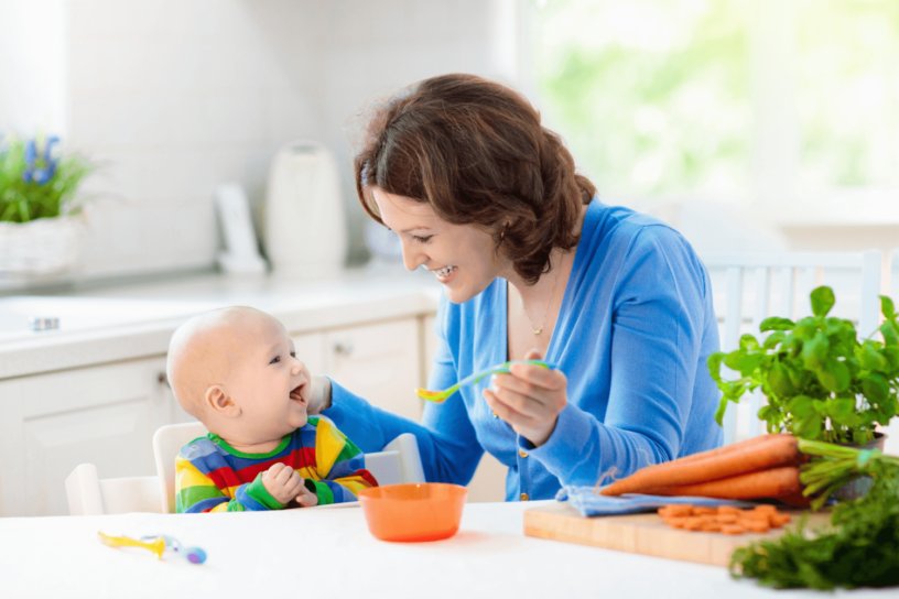 Top-7-weaning-foods-for-kid