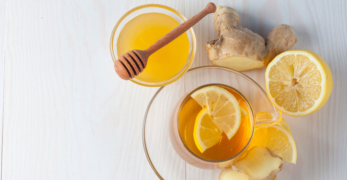 Lose-Weight-By-Honey-with-ginger