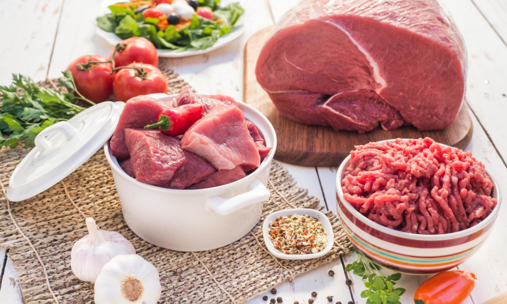 Iron-deficiency-anemia-in-pregnancy:-Foods-containing-heme-iron-beef
