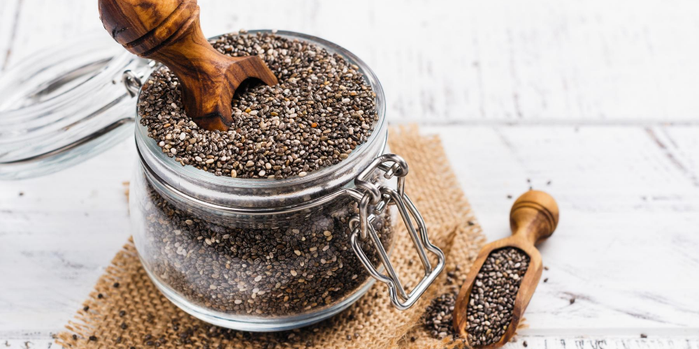 Foods-that-are-natural-laxatives:-Chia-seeds