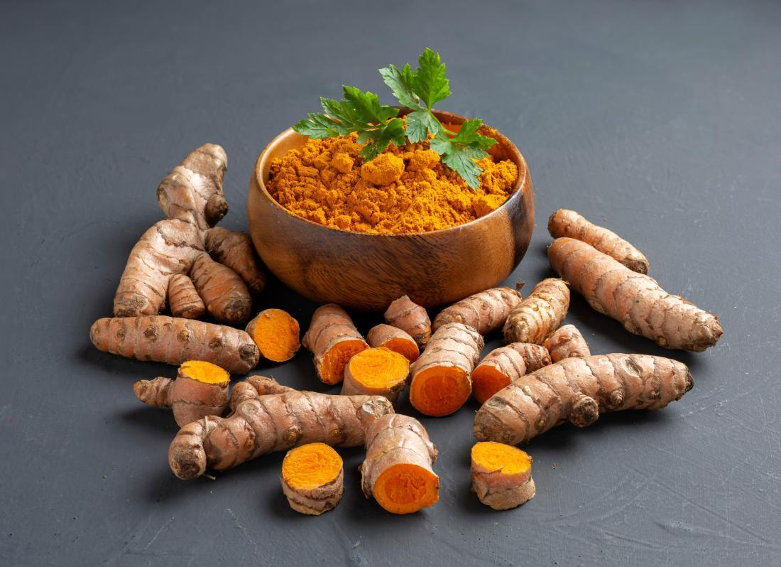 Foods-for-healthy-liver-Turmeric