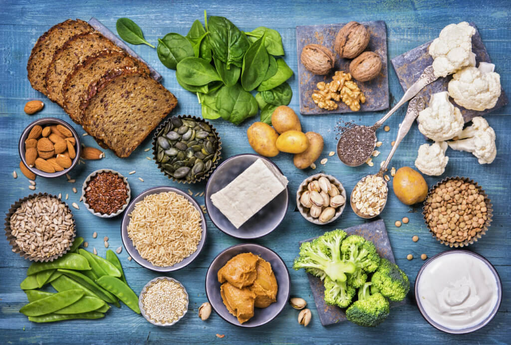 Vegetarian-food-list-for-beginners:-Plant-protein