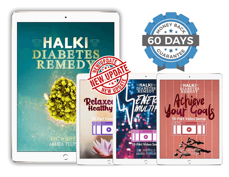 Halki Diabetes Remedy Book 1