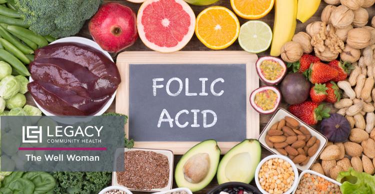 Healthy-pregnancy-diet:-Folic-acid-foods