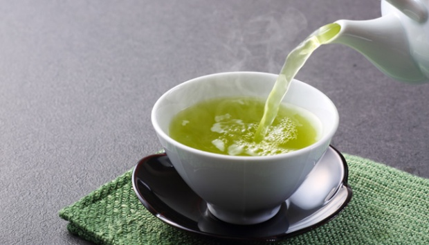 Foods-to-reverse-fatty-liver:-Green-tea