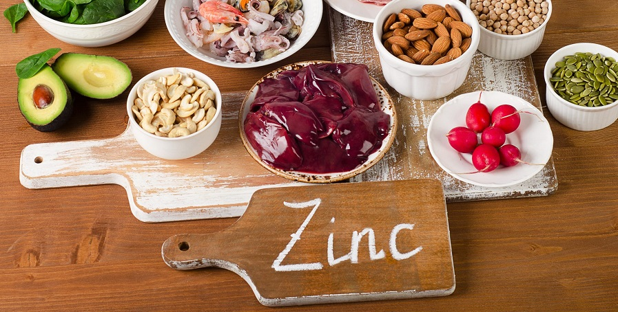 Zinc-benefits