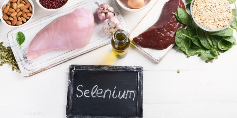 Top-3-Selenium-health-benefits-|-Mineral-act-as-antioxidants-and-support-the-thyroid