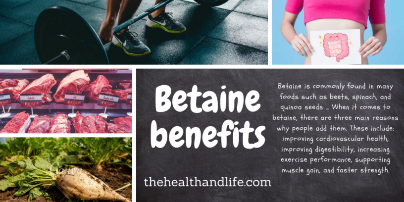 Top-4-Betaine-benefits-|-Improve-digestion-and-increase-exercise-performance