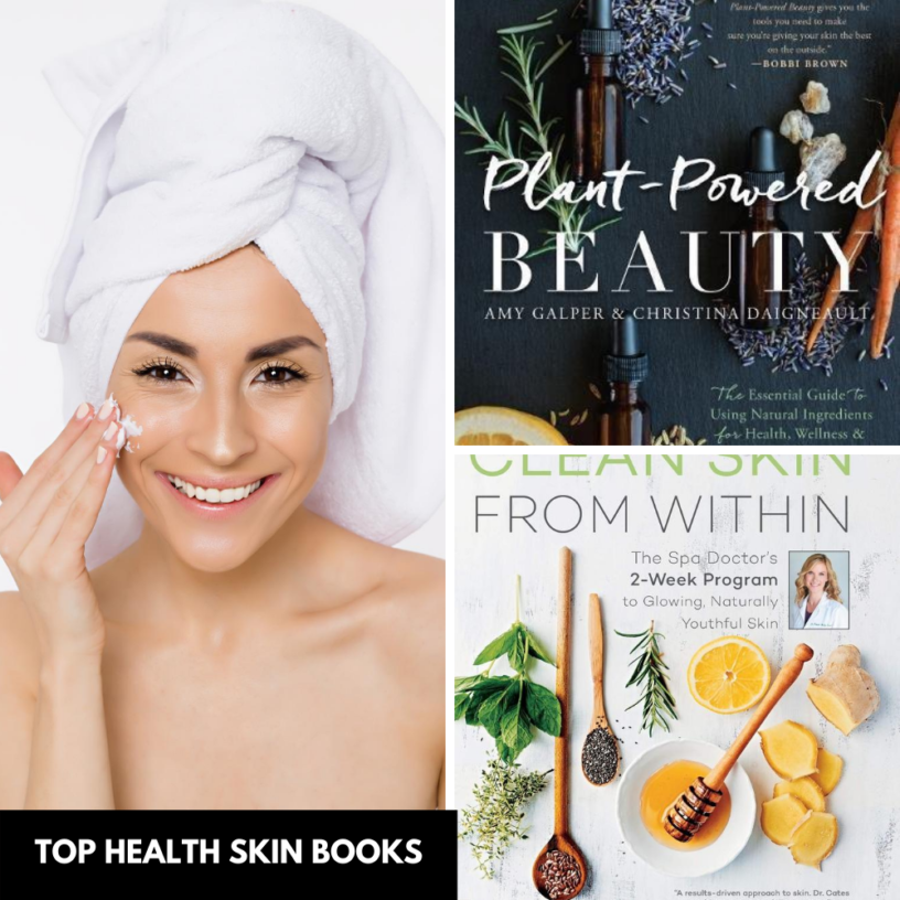 Top-Health-Skin-books